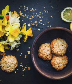 cookies-and-flower
