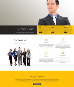 New Builder layout for Resume Page
