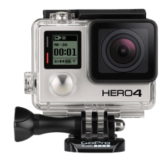 go pro hero 4 transparent background image