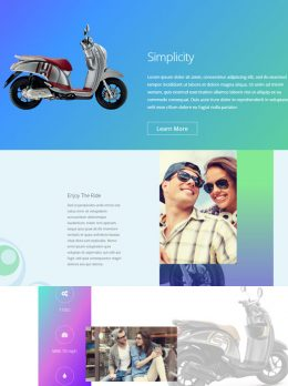 parallax-product-layout