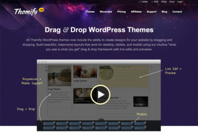 themify site