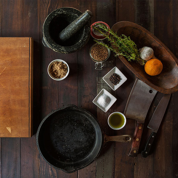Cooking is passion, not a chore