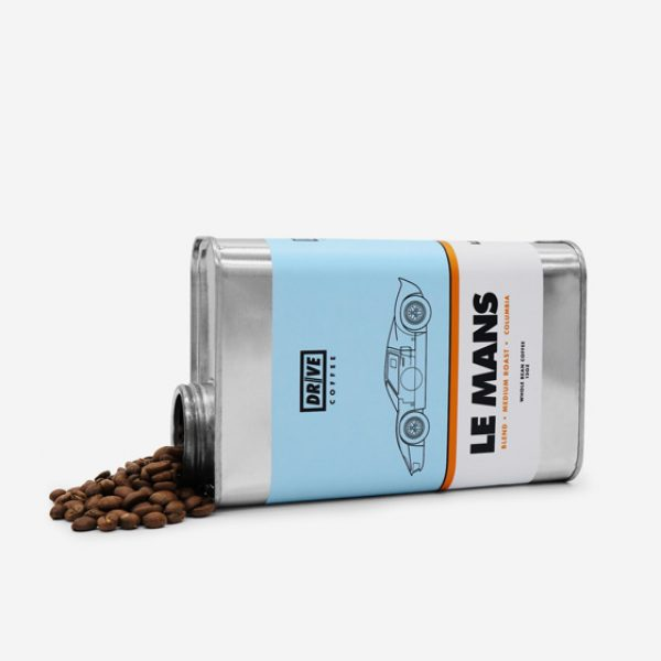 Premium Le Mans Coffee