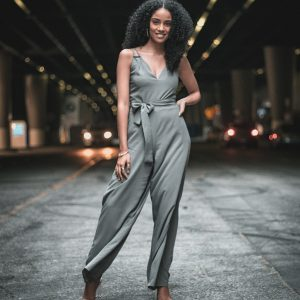 Alexis One-Piece Jumpsuit