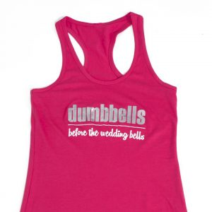 Womens Dumbbell Tank