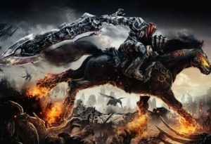 Darksiders Game Wallpapers 9