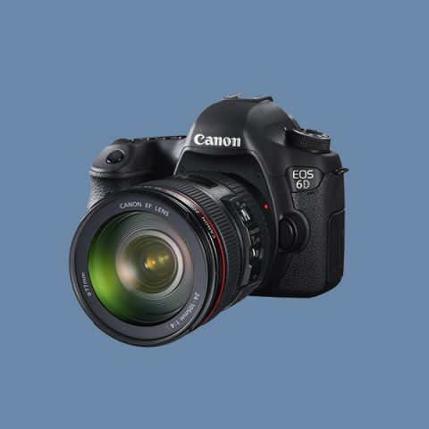 Canon EOS6D Camera