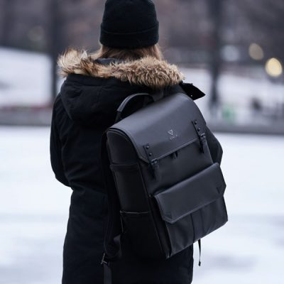 Vinta Leather Backpack