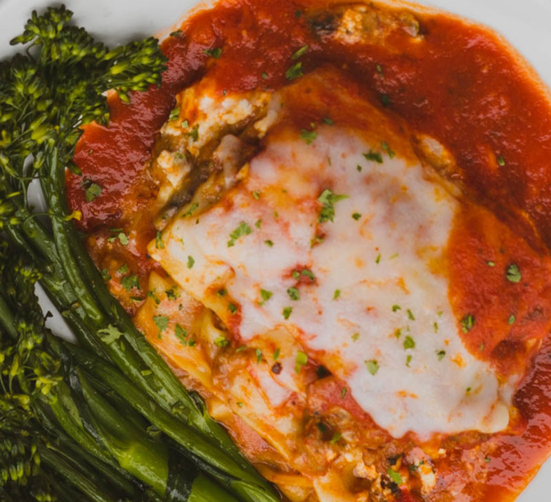 Baked Trout in Sicilian Sauce