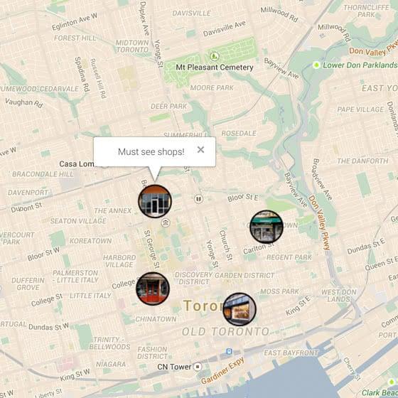 Maps Pro Addon