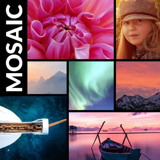 بوسیله کاشی ها لایه سفارشی برای هر نوع گالری عکس، نوشته های بلاگ، محصولات و غیره بسازید!