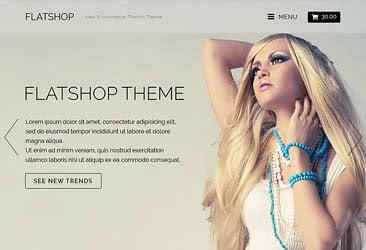 あなたのサイトを美しい通販ショップ(WooCommerce)へ、変換するテーマです。