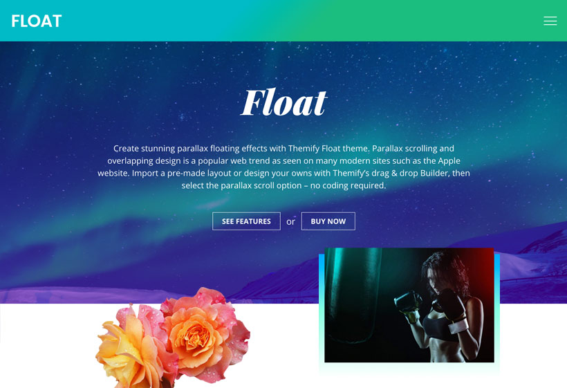 Float Themify Free Download