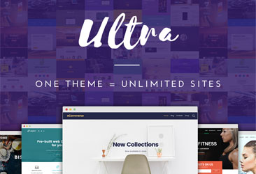 Ultra Theme Themify(PSD Included) Free Download