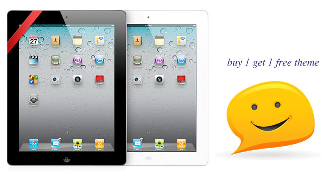 iPad Giveaway and Celebrating Buy 1 + Get 1 Deal
