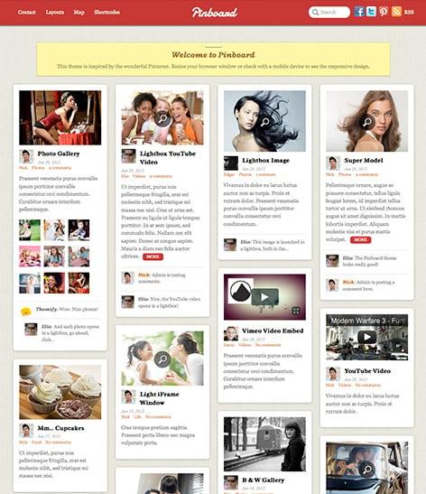 30 Free and Premium WordPress Themes for June 2012
