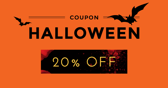 Halloween club discount coupons