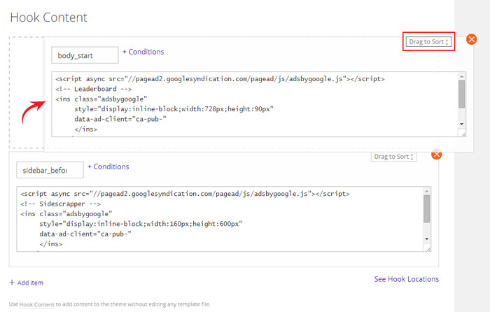 WordPress theme Adding Hooks Has Never Been So Easy
