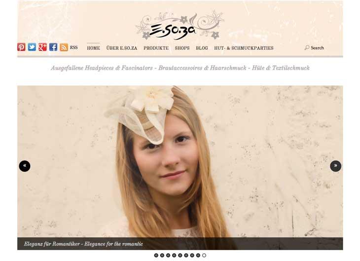 Esoza Website