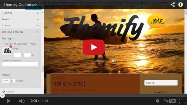 Magazine - Responsive 3-Column WordPress Theme