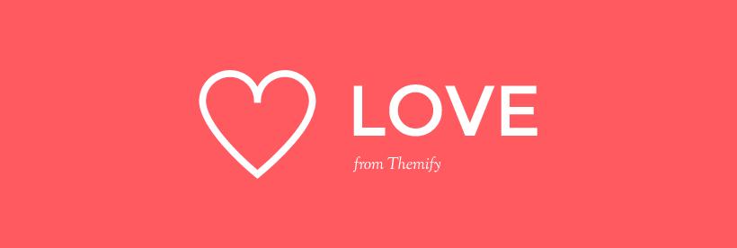 WordPress theme Valentines Day – 30% OFF Sale