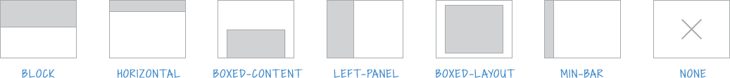 Header/Page Design