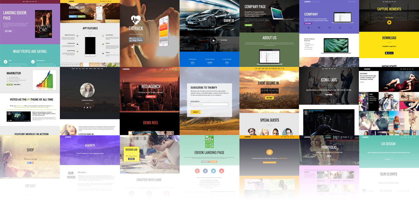 ultra powerful multi purpose wordpress theme