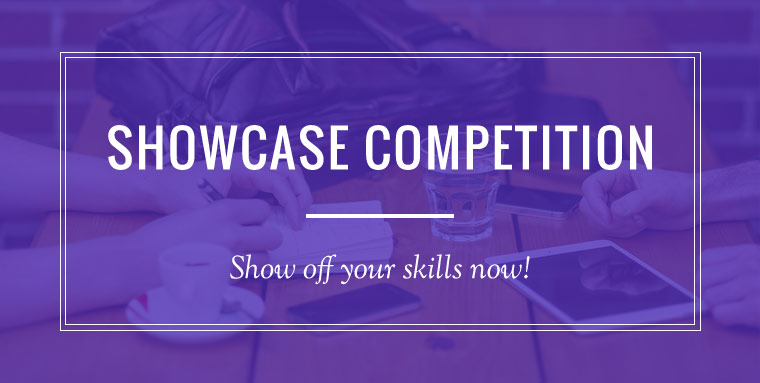 WordPress theme Showcase Competition – Open Call for Submissions!
