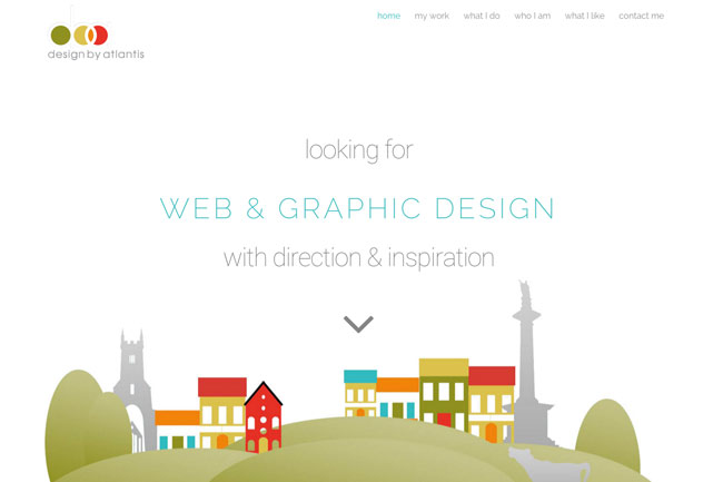Design by Atlantis screenshot