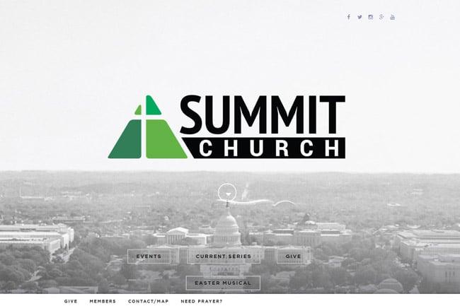 Summit Church Screenshot