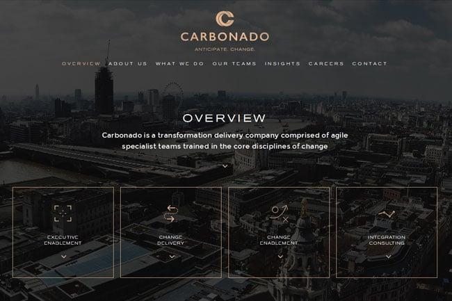Carbonado screenshot