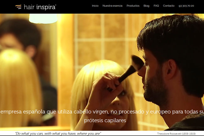 hair Inspira screenshot