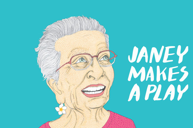 Janey Makes a Play screenshot