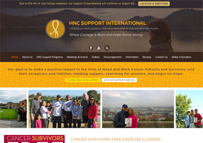 HNC Support International screenshot