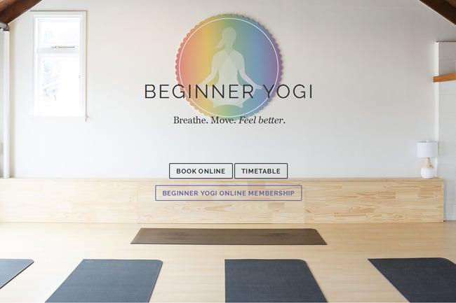 Beginner Yogi screenshot
