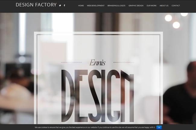 Design Factory screenshot
