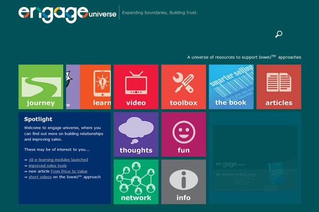 Metro - Windows 8 Metro WordPress Theme