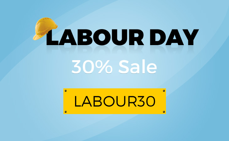 WordPress theme Big Savings this Labour Day Week!