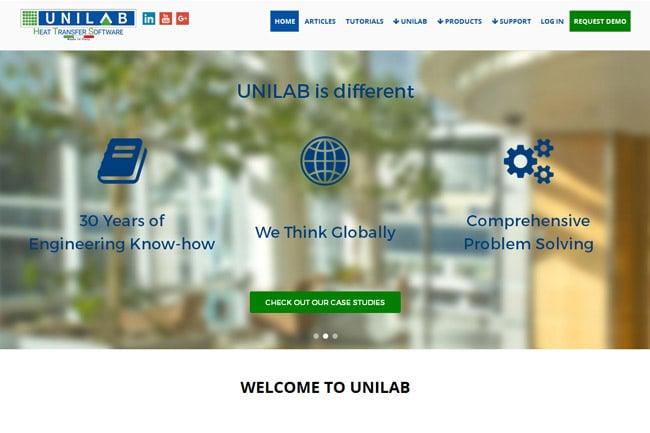 Unilab screenshot
