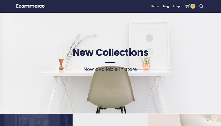 WordPress theme New Ultra eCommerce Skin Release for WooCommerce Shops!