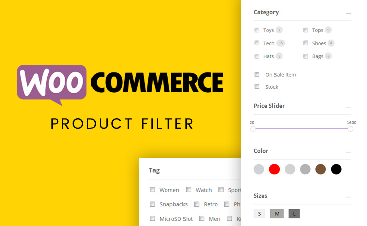WordPress theme Increase Sales & Convert Better with the Free WC Product Filter plugin!