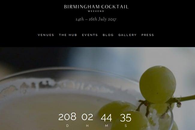 Birmingham Cocktail screenshot