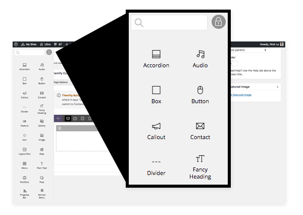 Builder backend interface
