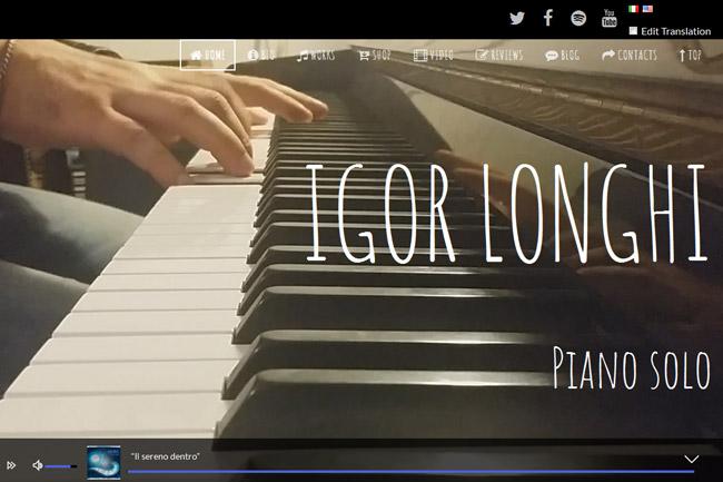 Igor Longhi screenshot