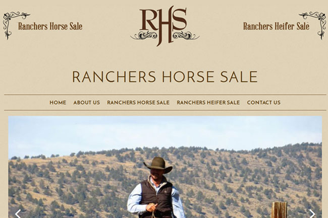 Ranchers Horse Sale screenshot