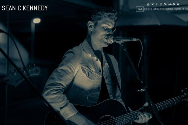 Sean C Kennedy screenshot