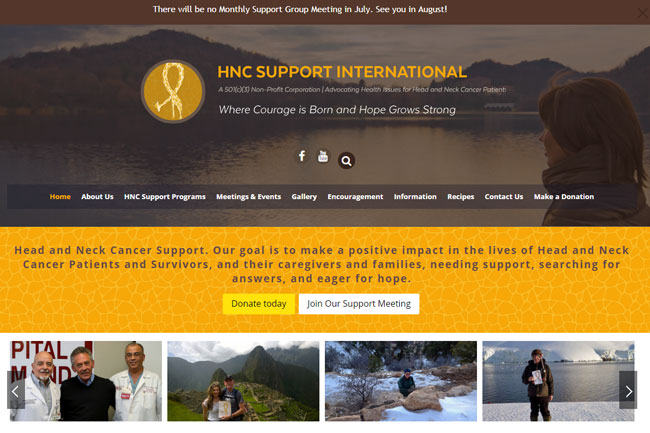 HNC Support International screenshot