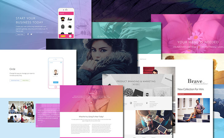 WordPress theme 9 New Builder Layouts + 2 Month Ultra Free Trial