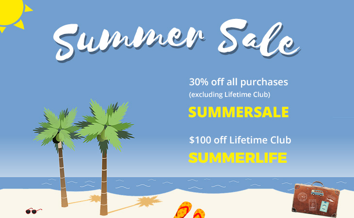 WordPress theme Themify Summer Sale!