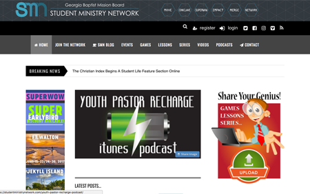 Student Ministry Network
